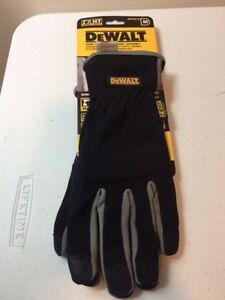 Dewalt Dpg219 All Purpose Slip pn Synthetic Leather Glove Extra Large Xl