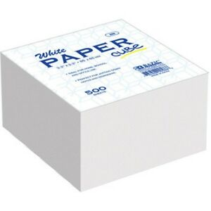 Wholesale Memo Note Paper Cube Pad 500 Sheet 3 3 85mm Lot Of 48 White