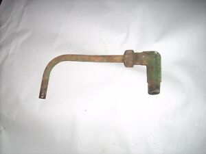 Tube From Governor To Air Cleaner John Deere Late Unstyled Styled D Tractor