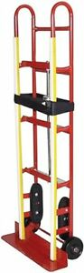 Appliance Truck Milwaukee Hand Trucks 40188 With Ratchet Belt Tightener 800 Lbs