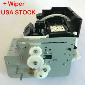 New For Mutoh Vj 1304 Vj 1614 Vj 1604a Solvent Resistant Pump Capping Assembly