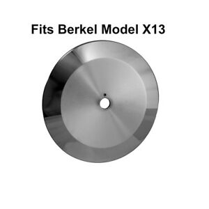Berkel Replacement Blade Meat Deli Slicer Fits Model X13 Made In Italy New