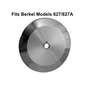 Berkel Replacement Blade Meat Deli Slicer Fits 827e Made In Italy New Sharp