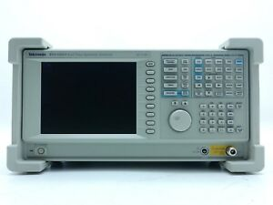 Tektronix Rsa3303a Real time Spectrum Analyzer Dc 3 Ghz Opt 21