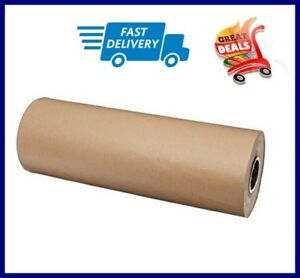 Paper Roll Wrapping Sheets Brown Kraft 24 Inch 1200 Ft Packing Shipping Mailing