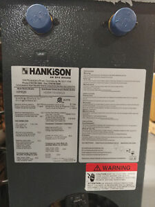 hankison Spx Hpr25 Compressed Air Dryer R 134a
