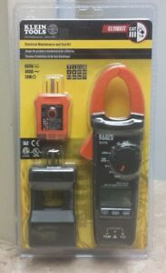 Klein Tools Cl110kit Electrical Maintenance And Test Kit New Sealed E2015