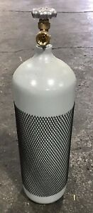 55 Cf Cylinder Oxygen For Welding Bottle Tank Cga540