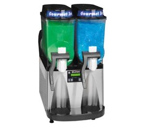 New Bunn Ultra 2 High Performance Frozen Drink Machine 34000 0081