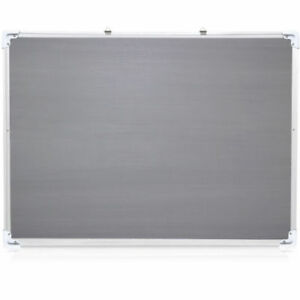 New Single Side Magnetic Writing White Board 120 90cm Office School Dry Erase
