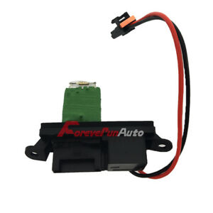 Blower Motor Resistor For Chevrolet Silverado 1500 2500 3500 Gmc Sierra Yukon