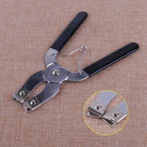 Piston Ring Caliper Ratchet Pliers Installer Expander Remover Car Engine Tool Ss