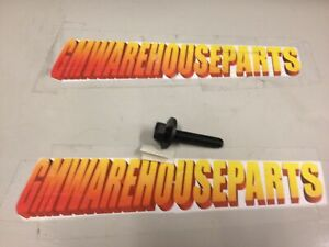 Gm Oem Battery hold Down Bracket Clamp Tie Bolt 11509853