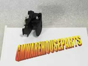 1997 2004 Chevy Corvette Black Glove Box Latch Lock New Gm 10328822