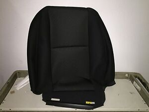 Gm Oem Front Seat cushion Cover top Back 20833414