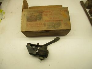 Nos 1958 Ford Fairlane Windshield Washer Pump 58