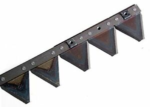 Replacement 7 Section Bar For Gribaldi Salvia 394 Sickle Bar Mower Code 14513