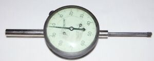 Federal Dial Indicator 001 Model D8it r1 2 Throw Usa