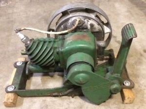 Maytag Gasoline Engine Hit And Miss Motor Runs Excellent 1934