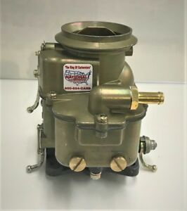 Ford Holley 94 New Carburetor For Trucks Flathead V 8 1939 1948 Oil Bath Style