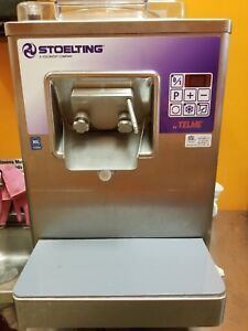 Stoelting Vb9 Batch Freezer With Waring Wsb50 14 Big Stik Immersion Blender