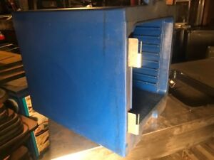 Lot Of 3 Cambro 1318mtc Pan Carrier Missing Front Doors Send Offer