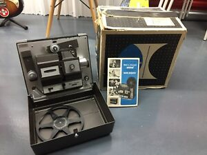 bell howell 8 mm super 8 compatible