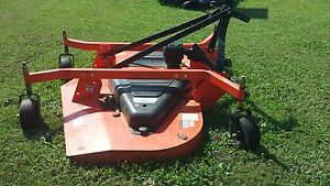 7 Ft Lands Pride Finish Mower Deck 3pt Hitch Barely Used Excellent Conditio