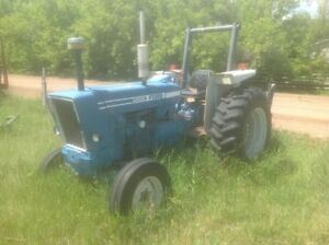 1988 Ford 5900 Utility Tractors
