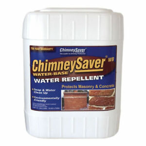 Water base Chimneysaver Water Repellent 5 Gallon Container