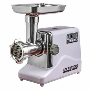 Electric Meat Grinder Sausage Size 12 Cooking Food Tool Kitchen