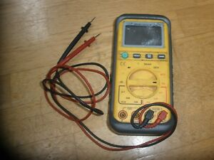 Uei Dm384 Digital Multimeter