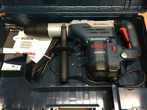 Bosch 13 Amp 1 5 8 In Sds max Variable Speed Rotary Hammer Drill 11264evs