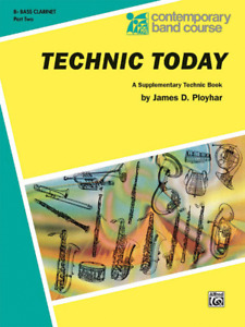 CONTEMPORARY BAND COURSE-TECHNIC TODAY
