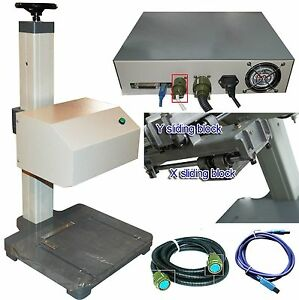Stamping Electric Marking Machine Carving Parallel Combined Metal Printingtool