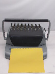 Gbc Combbind C110 Manual Comb Binding Machine