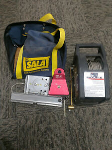 Dbi Sala Salalift Ii 2 60ft Confined Space Winch model 8102005 Low Usage