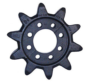 10 Tooth Split Drive Sprocket 5 8 Bolt Hole 140717 Fits Ditch Witch Trencher