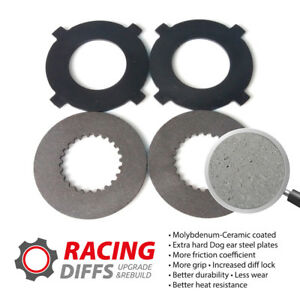 Limited Slip Differential Clutch Plate Reparation Set Fits Bmw 188mm Oem Lsd