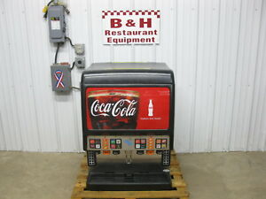 Cornelius 16 Flavor Fusion Soda Pop Fountain Machine W Ice Dispenser Ff255