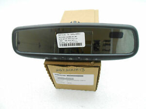 New Oem Mazda 3 Cx 7 Cx 9 Tribute Auto Dimming Homelink Rear View Mirror 2010 13