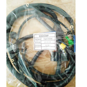 Engine Wiring Harness For Daewoo Doosan Dh215 7 Excavator