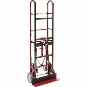Heavy Duty Appliance Dolly Hand Truck Furniture Vending Machines Stair Climbing