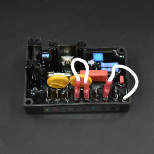 New Basler Replacement Automatic Voltage Regulator Avc63 4 Input 190 240vac 4a