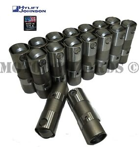 Hylift Hydraulic Roller Lifters Set 16 For Chevy 350 5 7 Lt1 Lt4 L98 L31 Us Made
