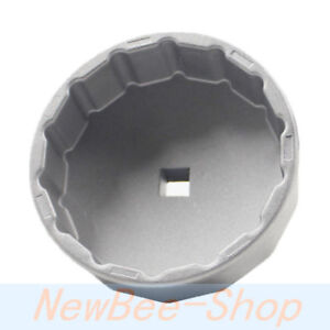 74mm X 14 Flute New Oil Filter Fits For Benz Vw Audi Wrench Filter Housing Caps