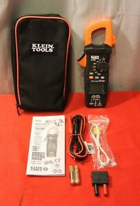 Klein Tools Cl700 Digital Clamp Meter p22