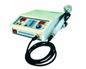 New Ultrasound Therapy Machine 1mhz Compact Unit Comfortable Chiropractic