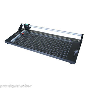 24 Manual Precision Rotary Paper Trimmer Sharp Photo Paper Cutter