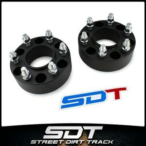For Ford F150 Expedition 2003 2016 Navigator 1 5 Wheel Spacers Hubcentric 6 lug
